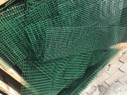 Ideklai į narvus plastifikuoti 74x27cm