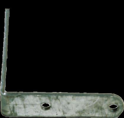 Металлический угол для коробки 65x65x11мм