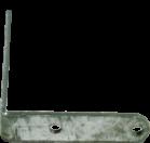 Dėžės kampuotis 65x65x11mm