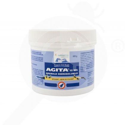 AGITA 10 WG, suaugusioms musėms naikinti (400g)