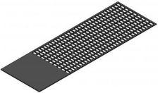 Пластиковый коврик для дна клеток (29.5x89.5cм)