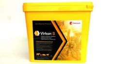 Virkon S 10 kg (pellets) - mink farm biosecurity